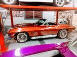 1967 Corvette frame off restored  for sale $66,000