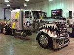 Top Gun Jet Truck Semi J-79 or 3 Engine Project / IHRA NHRA   for sale $25,000