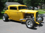32 Ford 3 window coupe