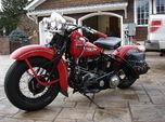 1947 Harley-Davidson EL Knucklehead  for sale $18,200