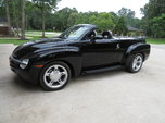 2003 CHEVY SSR SUPER CHARGED  TRADE TRADE