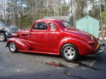 All Steel 1937 Chevy Hot Rod! AC/Heat  for sale $48,000
