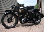 1937 BSA 500 Sports- Empire Star  for sale $9,000