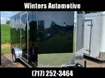 2022 CONTINENTAL CARGO VHW7.5X12SA ENCLOSED CARGO TRAILER  for sale $6,899