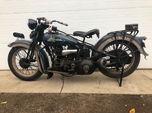 1936 Harley Davidson VLH 80  for sale $10,000