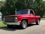 1983 Chevrolet C10  for sale $14,500