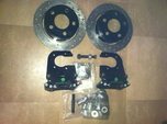 MOSER ENGINEERING DYNAMIC MOUNT PERFORMANCE DRAG BRAKE KIT  for sale $500