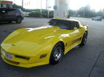 Real Nice 1981 Custom Corvette-Looks Great-Runs Great  for sale $13,200