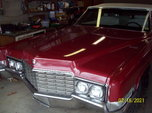1969 Cadillac DeVille  for sale $12,000
