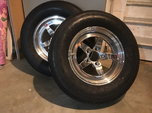 Brand New Weld RT-S and M/T Front Tires  for sale $850