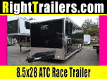 8.5x28 ATC Trailer | Racing Trailer  for sale $25,499