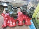 OLDSMOBILE 4-DEUCES 324-331 ENGINE  for sale $1,200
