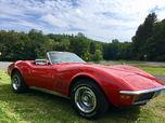 1972 CHEVROLET CORVETTE  for sale $25,500