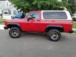 1986 Chevrolet Blazer  for sale $12,999