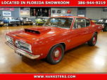1968 Plymouth Barracuda  for sale $52,900
