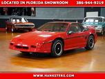 1988 Pontiac Fiero  for sale $17,900