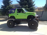 Off Road Geo Tracker  for sale $10,000
