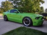2013 Mustang ,VMP,6044 miles
