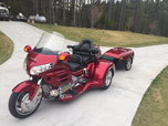2003 Gold Wing 1800 Touring  for sale $20,500