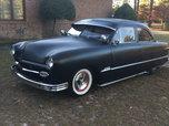 1951 Ford Custom 2 door sedan  for sale $17,000