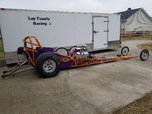Front Engine Dragster lot of history   for sale $13,500