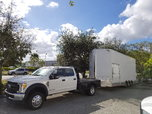 F450 + Stacker Trailer  for sale $65,000