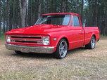 1968 C10 Chevrolet Pickup  for sale $42,500