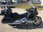 2010 Honda Gold wing low low miles 3400  for sale $13,500