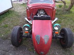 Stretched VW Rat Rod / Has Chopped Top