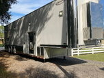 2015 Renegade 48' lift gate trailer  for sale $105,000