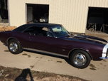 1967 Chevrolet Camaro  for sale $37,500