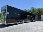 ATC gooseneck trailer  for sale $95,000