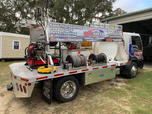 NEW build pressure cleaning cold / hot water truck