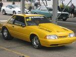 1987 Mustang LX Sedan Foxbody  for sale $15,000