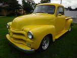 1954 CHEVY 5 WINDOW PICKUP TRUCK!!! READY TO DRIVE OR SHOW!!