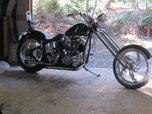1948 HARLEY PANHEAD CHOPPER  for sale $17,500