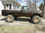 '84 Chevy Mud Toy  for sale $9,500