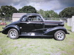 1939 chevy 5 window coupe  for sale $28,500