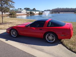 1996 T-top Corvette  for sale $7,500
