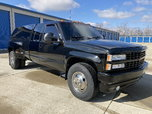 1990 Chevrolet Silverado K3500 Ext Cab 4x4,  454 Gas Motor,   for sale $15,500