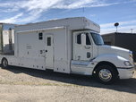 2004 Freighliner Columbia/Haulmark conversion  for sale $109,000