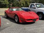 1980 Corvette  for sale $13,000