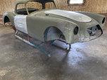 1958 MG MGA  for sale $9,473