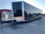 Racing Trailer with Full Bathroom  for sale $35,590