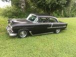 1955 chevy  210 post