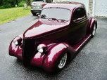 1936 Ford 3 Window Coupe 2 Door