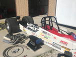 Rolling Chassis Dragster  for sale $3,500