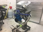ford 306 sbf kaase p38 turbo boost complete pan to intercool  for sale $11,500