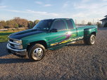 1997 Chevrolet C3500 Extended Cab Dually Truck, 2WD, 454, 1