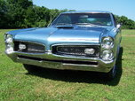 1967 Pontiac GTO  for sale $28,000